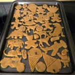 tray of nnogie cookie dough shapes